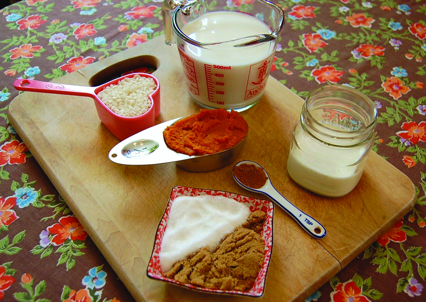 rice-pudding-ingredients